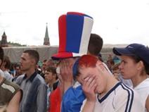 За последние 20 лет россияне подняли голову, чтобы увидеть себя и мир
