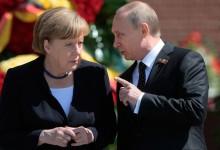 Путин – Меркель: оба хорошо знают друг друга, но готовы постоять за свои взгляды.