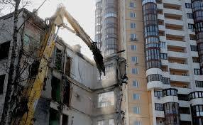 Большой переезд в Москве — крупнейший в истории проект по сносу жилья в городе?