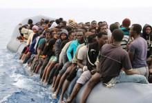 Американские фонды финансируют заселение Европы беженцами из Африки.