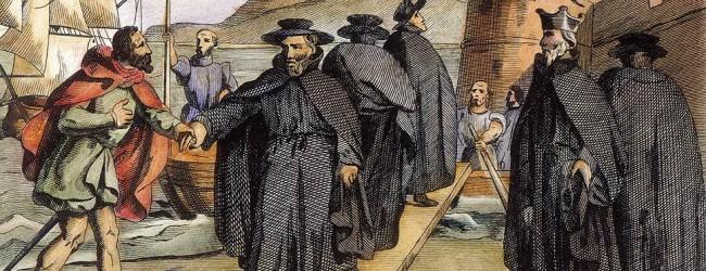 Как «Общество Христа» (иезуиты) запустили Контрреформацию и спасли католицизм.