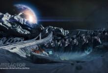 Освоение Луны: от фантастических сценариев к реальным проектам.