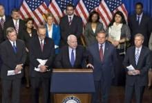 Маккейн, несмотря на рак мозга, пообещал всем оппонентам вскоре вернуться к противостоянию с ними.
