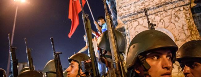 Год попытке переворота в Турции: что это было и что из этого стало.