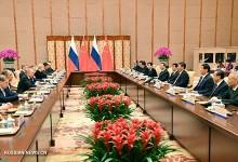 Наконец, Китай в экономическом сотрудничестве с Россией от слов перешел к реальным делам.