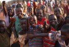Этническое лицо мира меняется: оно быстро чернеет.