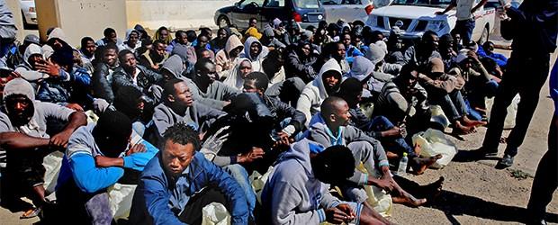 Страны ЕС и Африки приняли «экстренный план» по борьбе с новым рабством.