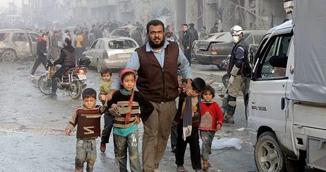 На самом деле сирийские войска освободили не 95, а всего 60% территории страны.