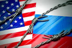 Как мировой жандарм США хотят навязать России войну-наказание полицейского типа.