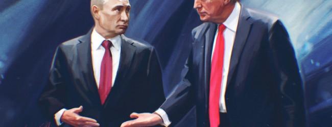 Паралич северного полушария: Россия, Америка и Европа в геополитическом тупике.