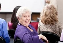 Условия продвижения к обществу здорового и активного долголетия.