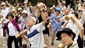 В Китае ускоряется процесс старения населения.