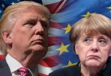 Европа — остается Западом, но от рук США она отбилась.