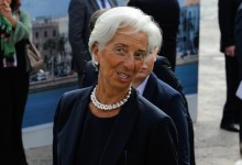 Директор распорядитель МВФ: сегодня перед мировой экономикой стоят три угрозы.