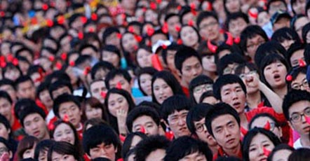 Незамужние женщины Китая формируют будущее мировое могущество своей страны.