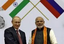 Российско-индийские связи развиваются по всем направлениям.