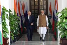 С помощью русских ракет Индия показала, где кончается Америка.