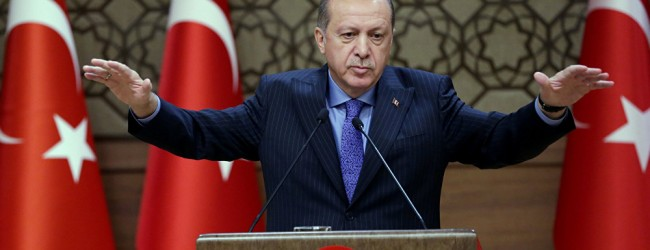 В ближневосточной политической игре Эрдоган начинает с козырей.