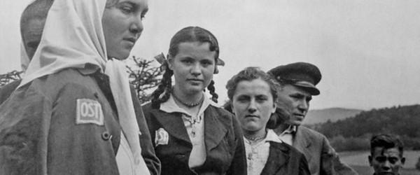 Око за око: немки на принудительных работах в России.