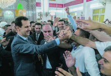 Арабы и Моссад сговорились реабилитировать Асада.