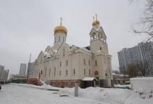 В Москве за восемь лет, при Собянине, построено 85 православных храмов.