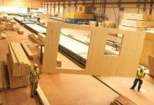 Россия запускает выпуск CLT-панелей — материала, из склеенных слоев древесины, не уступающего бетону, стали, кирпичу.