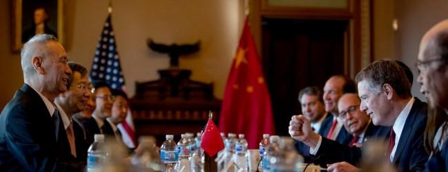 Переговоры Вашингтона и Пекина по кибератакам в США.