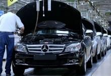 Наконец, в России, под Москвой запущен завод Mercedes-Benz.