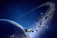 Космический мусор в небе над землей стремительно растает — человечеству грозит регресс.