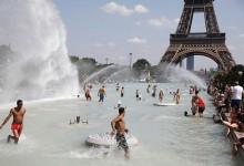 Необычайная жара в Европе усиливается: в нескольких странах побиты температурные рекорды.