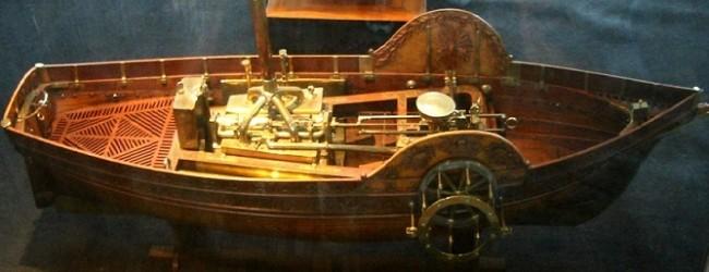 Этот день в истории: 1783 год — испытание первого в истории парохода.