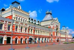 Этот день в истории: 1822 год — открылась Нижегородская ярмарка.