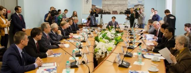 Россия продолжит вкладывать средства в международные исследовательские проекты.