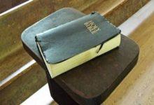 Американцы все меньше читают Библию.