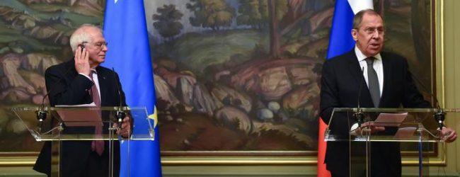 Как Россия может разорвать отношения с Европой? — А постепенно, шаг за шагом.